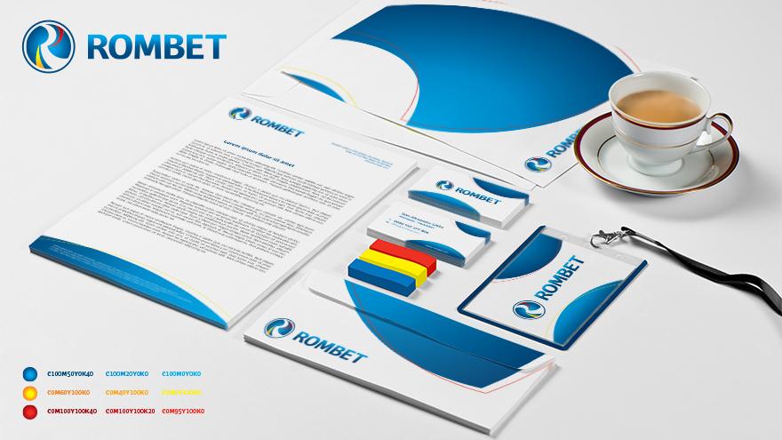 Rombet - Branding